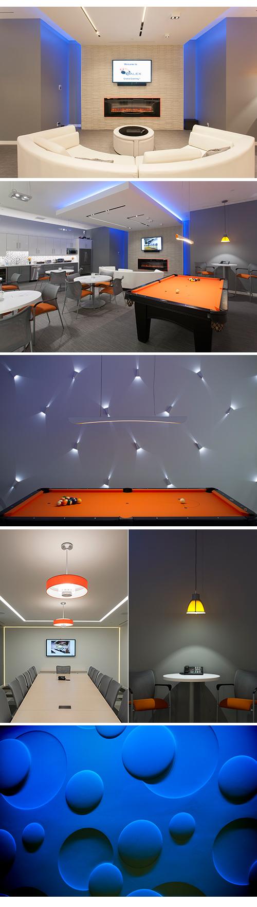 salex lighting by LMP Toronto