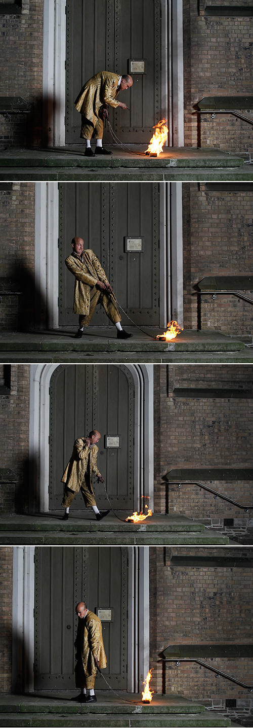 Pyromancer Blog 1
